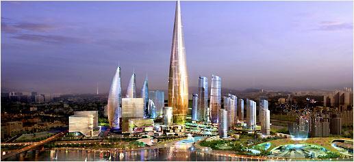 Yongsan Landmark Tower, el edificio más caro del mundo