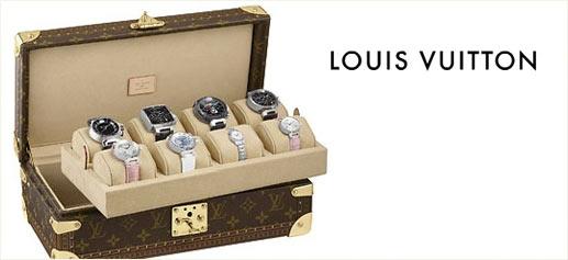 Estuches para reloj Louis Vuitton