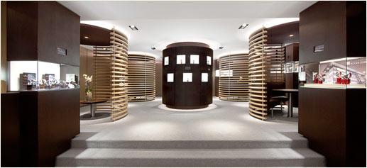 Hall Of Time, la tienda de los relojes de lujo
