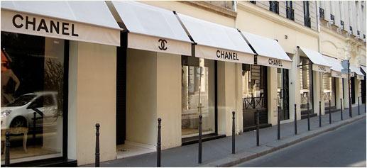 Las calles de compras de lujo más famosas del mundo