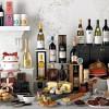 Harrod's, Fortnum & Mason, Caviar House & Prunier... Las cestas de Navidad más exquisitas. Cesta de Navidad de Harrod's