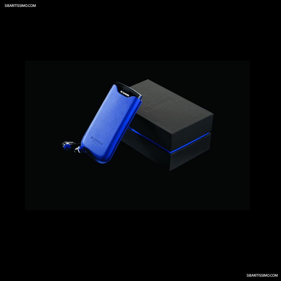 El nuevo teléfono móvil de Jil Sander