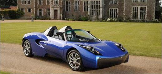Gordon Murray presenta su nuevo deportivo eléctrico