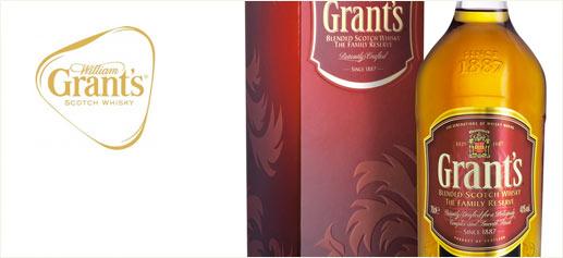 Grant's Family Reserve, el regalo para esta navidad