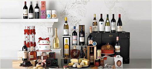 Harrod's, Fortnum & Mason, Caviar House & Prunier... Las cestas de Navidad más exquisitas