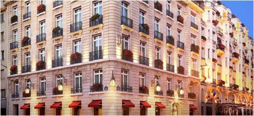 Hotel Le Bristol Paris se renueva por dentro