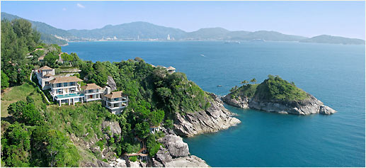 Kamala Headland Villa, en Tailandia