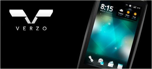 Kinzo, el smartphone de Verzo para no perderse