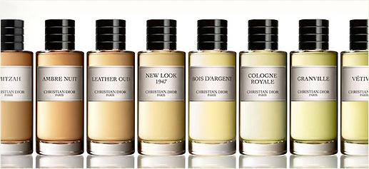 La colección Privée de Christian Dior