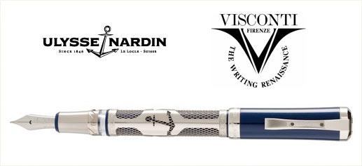 La estilográfica Ulysse Nardin
