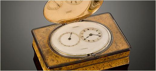 Rau Antiques Watches, entre joyas y arte