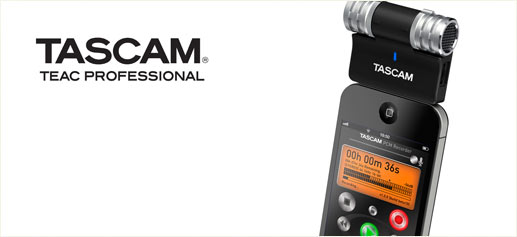 Tascam iM2, el micrófono estéreo perfecto para iOS