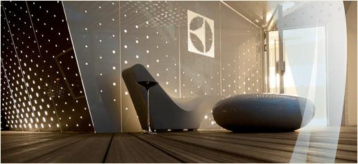 """""""The Cube"""", propuestas gastronómicas efímeras de Electrolux"""