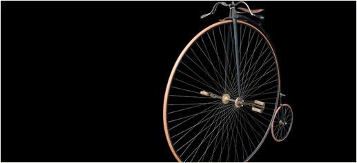 The Royal, bicicleta vintage de Hillman Herbert & Cooper of Coventry