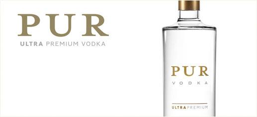 Pur Vodka, el mejor vodka del mundo