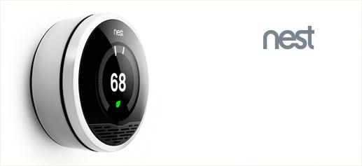 The Nest, el termostato inteligente