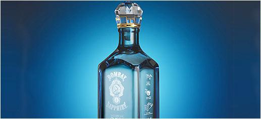 Bombay Sapphire desvela su nueva botella