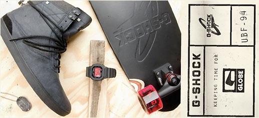 El estuche Globe X de G-Shock