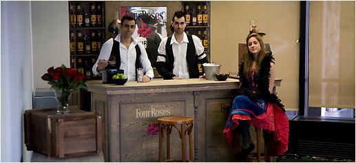 Four Roses Poker Nights: póker, bourbon, glamour... y un poquito de marketing
