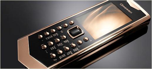 Gresso crea el smartphone más lujoso del mundo