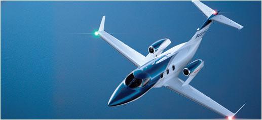 HondaJet, sueños de altos vuelos