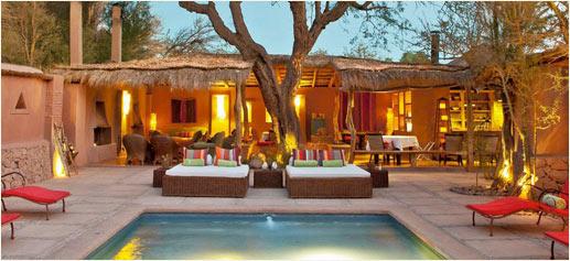 Hotel Awasi, un lujo junto al desierto de Atacama