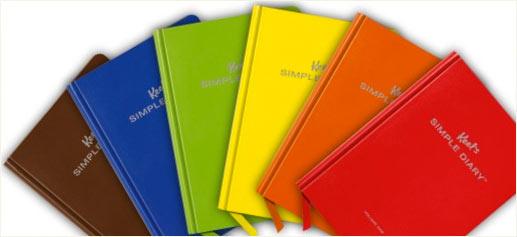Keel's Simple Diary, un diario íntimo diferente a los demás