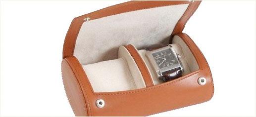 TalmonT, un estuche de lujo para llevar los relojes