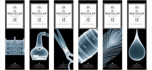 The Macallan 12 años Edición Nick Veasey