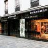 Inauguración del nuevo Flagship Burberry en París