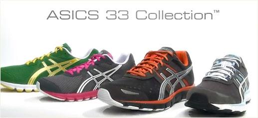 Asics Gel 33, las zapatillas de propulsión