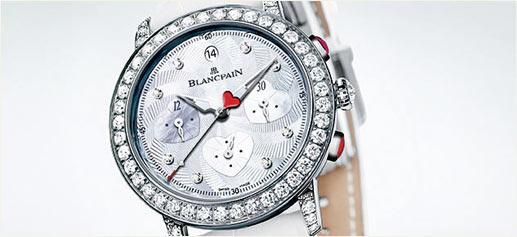 Blancpain Saint-Valentin 2012
