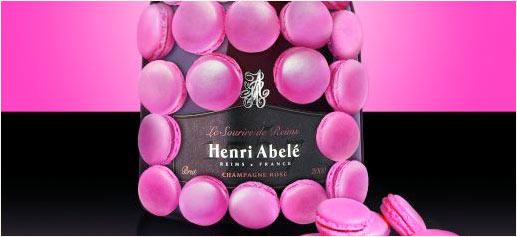 Champán Henri Abelé para el día de San Valentín