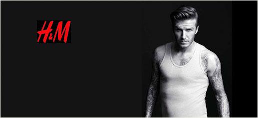 David Beckham desvela su línea de lencería masculina