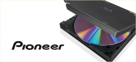 El grabador Blu-ray de la marca Pioneer