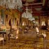 El hotel Taj Falaknuma Palace de Hyderabad