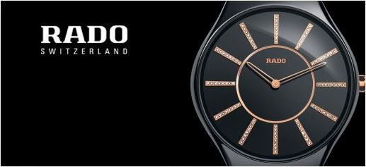 Rado True Thinline, el reloj extrafino