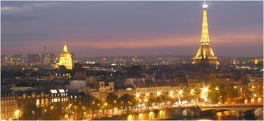 12 placeres parisinos