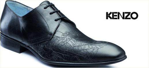 Kenzo presenta su línea de zapatos para el verano