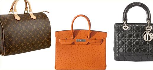 Bolsos icónicos de la moda