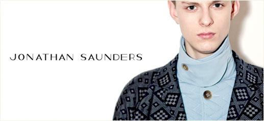 Colección Jonathan Saunders de cara al próximo otoño