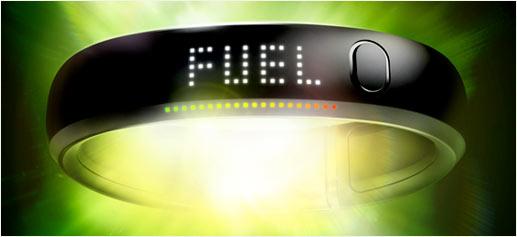 Nike+ FuelBand, la pulsera mágica de Nike
