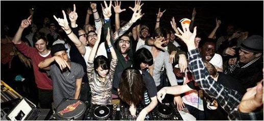 Red Bull Music Academy, música para sibaritas en Madrid