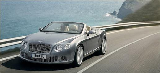 Continental GTC de Bentley, la mecánica elegante