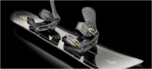 Snowboard Pirelli Pzero x Burton edición limitada