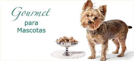 Gourmet para mascotas