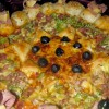 Los Bocados Gourmet más caros del mundo. Pizza Royale 007