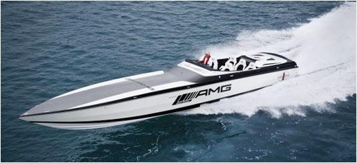 AMG Black Series 50 Marauder Cigarette