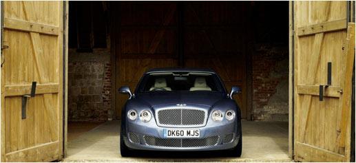 Bentley formará la flota de los St. Regis Hotels & Resorts