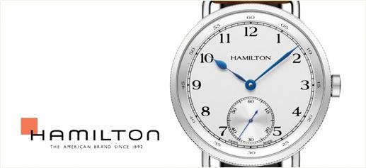 Hamilton celebra sus 120 años con el Khaki Navy Pioneer